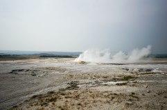 Old Faithful, Yellowstone, WY