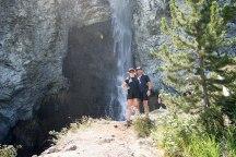 Fairy Falls, Yellowstone, WY