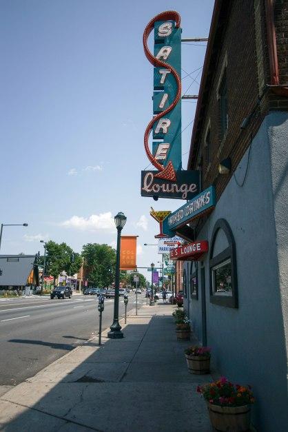 Colfax Avenue, Denver