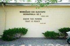 Words from the Little Bighorn Battlefield, MT